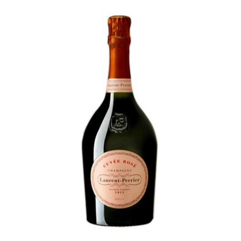 Champagne Cuveè Rosè Brut Laurent Perrier 0,75 lt.