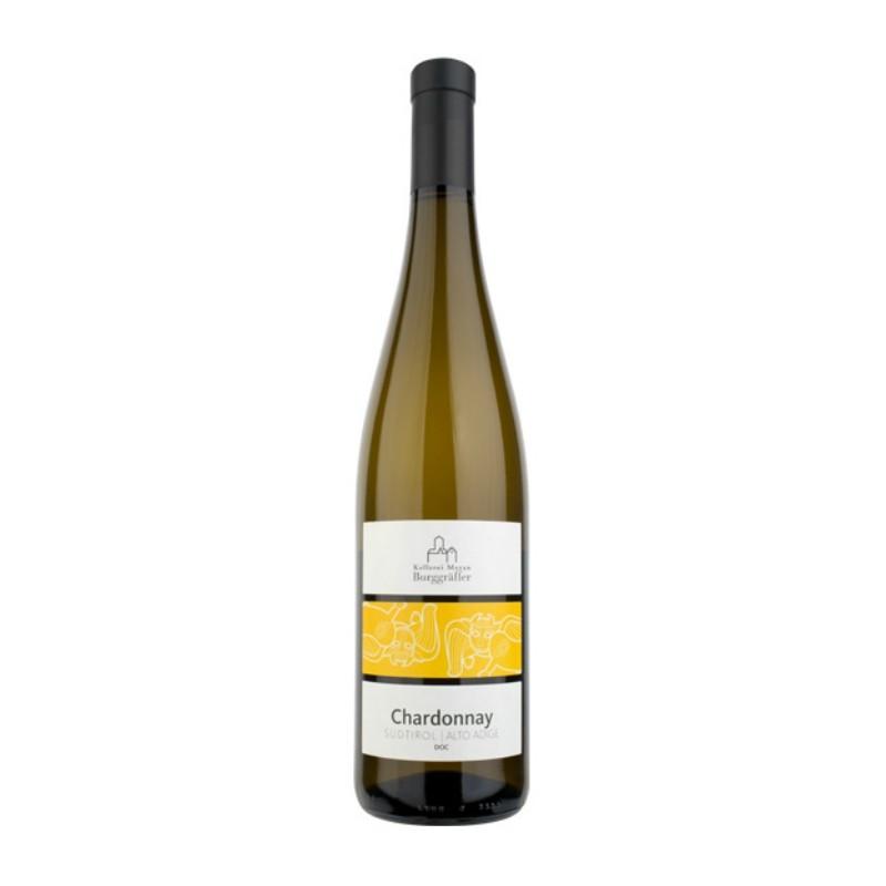 Chardonnay Burggrafler 2018 0,75 lt.