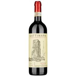 Gattinara Franchino 2015 0,75 lt.