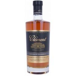 Rum Agricole Select Barrel Clement 0,70 lt.