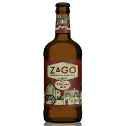 Strong Ale Zago 50 cl.
